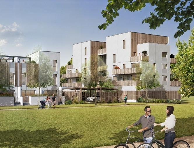 appartement neuf rennes uniparc coop habitat bretagne. Black Bedroom Furniture Sets. Home Design Ideas